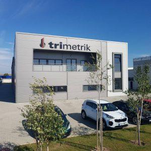 Trimetrik épület